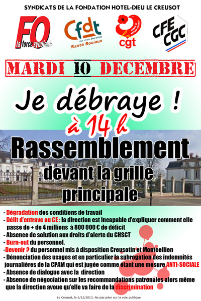 tract débrayage FHD